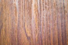 Abstrakt konstgjord brun Wood bakgrund Royaltyfri Foto