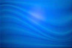 Abstrakt krabb blå bakgrund royaltyfri illustrationer