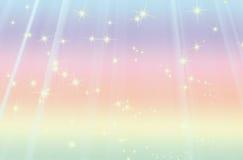 Abstrakt kreskowa tekstura z kolorowym tłem Zdjęcie Royalty Free