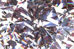 abstrakt kristallklar textur för bakgrund 3d royaltyfri illustrationer