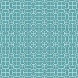Abstrakt kropkuje batikowego bezszwowego wzór Zdjęcie Stock