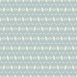 Abstrakt kropkuje batikowego bezszwowego wzór Obrazy Stock