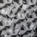 Abstrakt krzywa wykłada teksturę ilustracja wektor