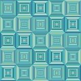 abstrakt kuber Arkivfoton