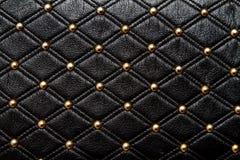 abstrakt läder Royaltyfria Bilder