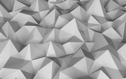 Abstrakt låg poly geometrisk bakgrund vektor illustrationer