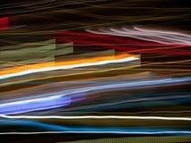 abstrakt lampa Arkivfoto