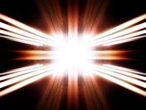abstrakt lampa 2 Arkivfoto