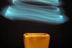 abstrakt lampa vektor illustrationer