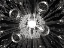 abstrakt lampa Arkivfoton
