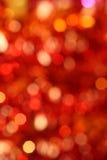 abstrakt lampor Arkivfoto