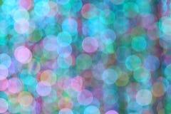 abstrakt lampor Royaltyfri Bild