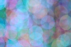 abstrakt lampor Royaltyfria Foton