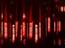 abstrakt lampor Arkivbilder