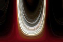 abstrakt lampor Arkivfoton