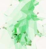 Abstrakt låg poly bakgrund Arkivfoton