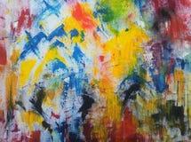 abstrakt liggande Arkivbild