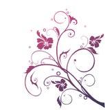 abstrakt lila Royaltyfri Foto
