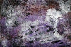 Abstrakt lilabakgrund av i lager målarfärger fotografering för bildbyråer