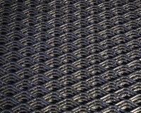 Abstrakt linie i przemysłowy metal siatki wzór Obraz Royalty Free