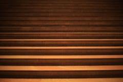 Abstrakt linjär bakgrund - gammal trappa Royaltyfri Bild