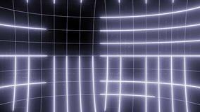 Abstrakt linje blek violet för rörelsebakgrundsÖGLA lager videofilmer