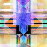 Abstrakt ljus bakgrund Royaltyfria Foton