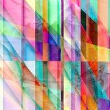 Abstrakt ljus bakgrund Royaltyfria Bilder