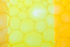 Abstrakt ljus bakgrund med sexhörniga geometriska former Fotografering för Bildbyråer