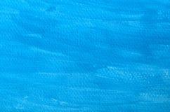 Abstrakt ljus - blå grungebakgrund Arkivbild