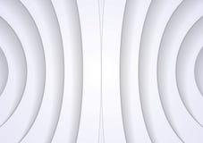 Abstrakt ljus - grå techmodell stock illustrationer