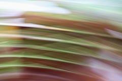 Abstrakt ljus - grön bakgrund för accelerationshastighetsrörelse Arkivfoto