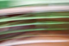 Abstrakt ljus - grön bakgrund för accelerationshastighetsrörelse Royaltyfri Bild