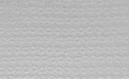 Abstrakt ljus illustration som göras av tyg med paljetter, grå bakgrund för tapeten, baner royaltyfri foto