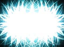 abstrakt ljus ram Royaltyfri Bild