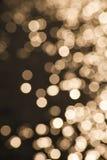 abstrakt ljusa fläckar Royaltyfria Bilder