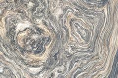 Abstrakt lockig marmor Royaltyfria Foton