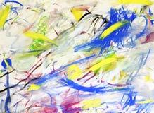 abstrakt lycklig bakgrundskaos Vektor Illustrationer