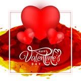 Abstrakt lycklig valentin elegant bakgrund f?r dag vektor illustrationer