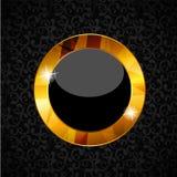 Abstrakt lyxig bakgrundsvektorillustration Arkivbild