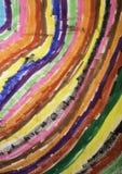 Abstrakt målarfärg arkivbild