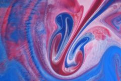 Abstrakt målningbakgrundstextur Royaltyfria Foton