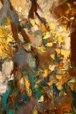 abstrakt målningstextur Arkivbilder