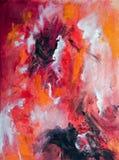 abstrakt målningsvattenfärg vektor illustrationer