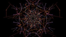 abstrakt mång- foto för bakgrundsfärgfilter vektor illustrationer