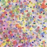 Abstrakt mångfärgad bakgrund Fotografering för Bildbyråer