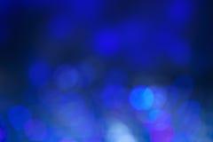 Abstrakt mångfärgad julbakgrund Royaltyfri Fotografi