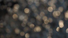 Abstrakt mörk bakgrundsbokeh Arkivfoto