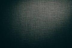 Abstrakt mörker - grön torkduketextur Arkivbilder