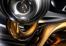 abstrakt mörkt avstånd 01 stock illustrationer